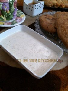 Yogurt Chutni for Kachori